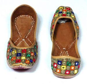 Ethnic Casual wear Designer Jutti